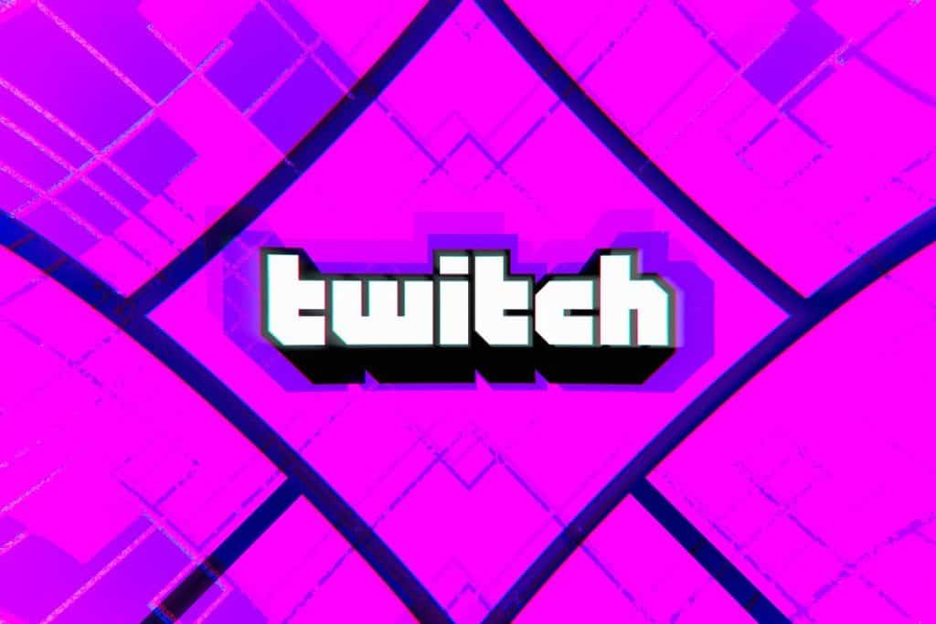 Twitch Change Password
